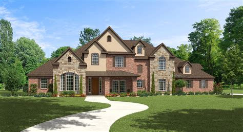 4000 square foot house the heritage 4000 sq ft luxury house floor plans