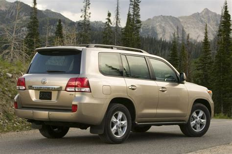 toyota land cruiser v8 specifications toyota land cruiser v8 2008 2011 used car review car