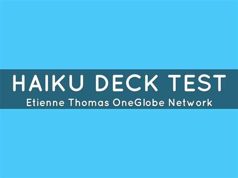presentation software that inspires haiku deck haiku deck gallery how to presentations and templates