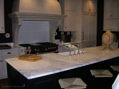 Atlanta Granite Kitchen Countertops Precision Stoneworks Marble Kitchen Countertops