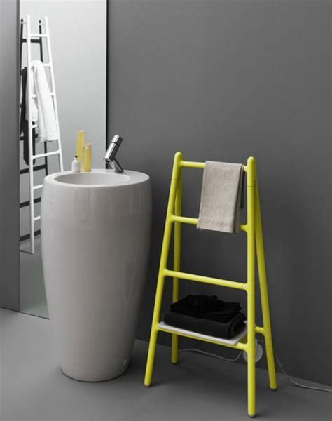 Modern Bathroom Heater Ladder Room Heaters Bring Vintage Style Into Modern Interiors