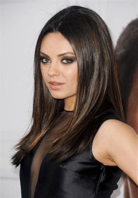 mila kunis hair color mila kunis hair color and style hair style
