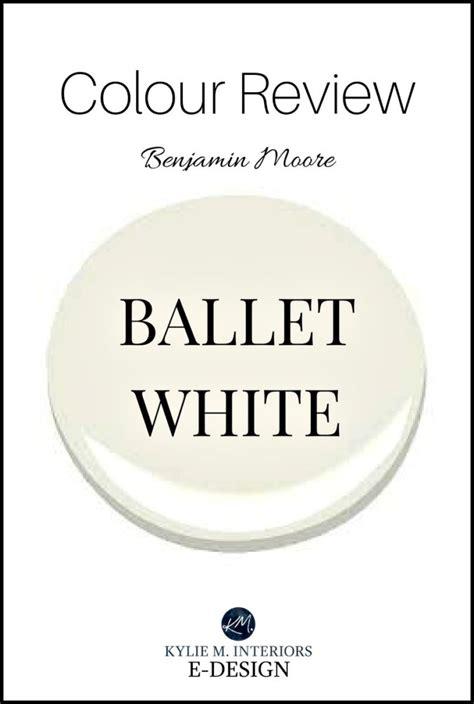 ballet color colour review ballet white benjamin