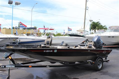 g3 eagle boats 2010 used g3 eagle 190 bass boat for sale 15 500