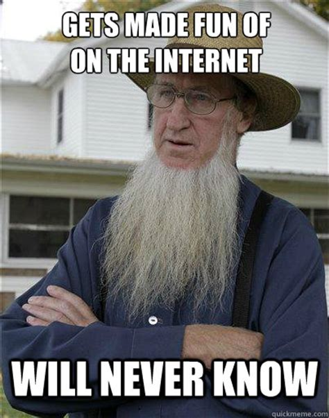 Amish Meme - zerahaha