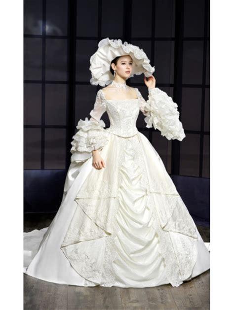royal victorian style wedding dress devilnightcouk