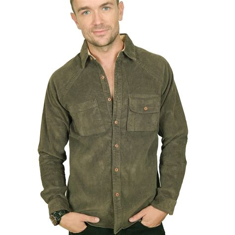 Corduroy Shirt s prospective flow quot aomori quot micro corduroy shirt in