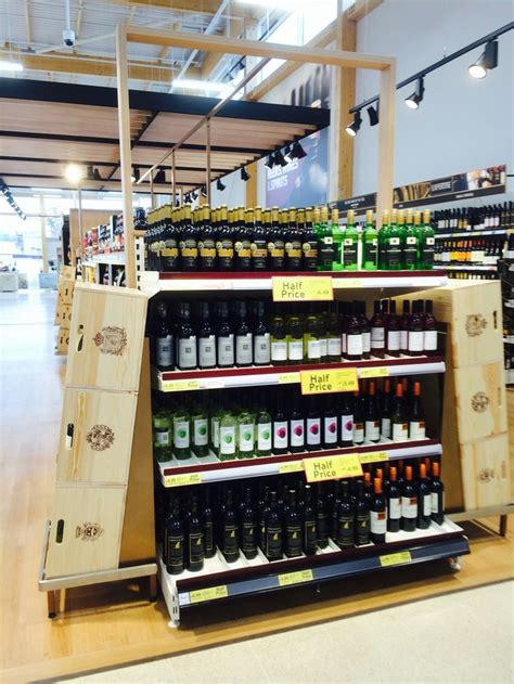 Shelf Merchandising Techniques by Tesco Lincoln Food New Store Layout Merchandising Landscape Customer Journey