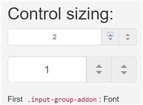 html format numeric input customizable number input spinner plugin with jquery