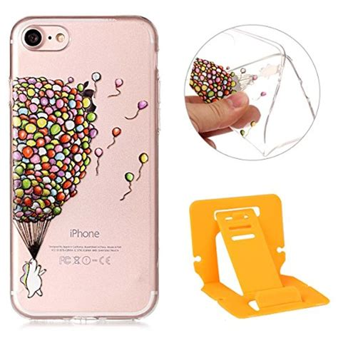 Motif Soft Tpu Jelly Iphone 7 Radio iphone 7 coque en soft silicone transparent coque pour iphone 7 ekakashop ultra mince mignon