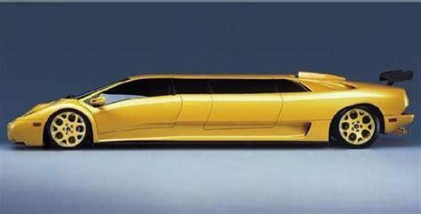 Lamborghini Limo Lamborghini Limousine Review And Specification Car