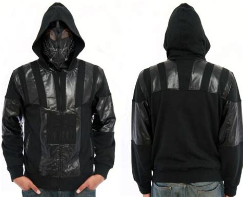 Hoodie Wars The Last Jedi 02 jedi belt w covertec clip and marc ecko vader hoodie added