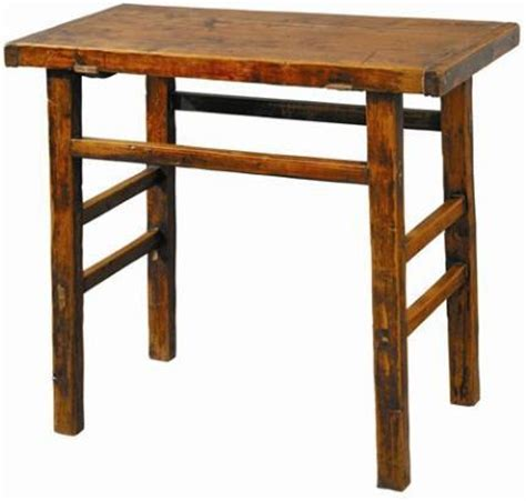 Brown Simple Asian Side Table ? Stanton Home Furnishings