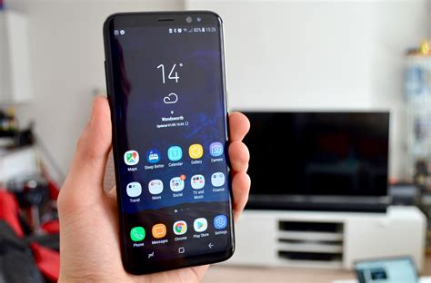 samsung review samsung galaxy s8 review the best phone of 2017 so far