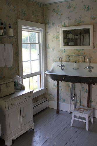 old farmhouse bathrooms old farmhouse bathroom cottage crave pinterest