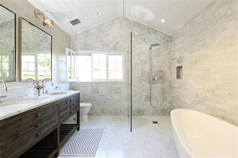 bathroom shower photos master bathrooms hgtv