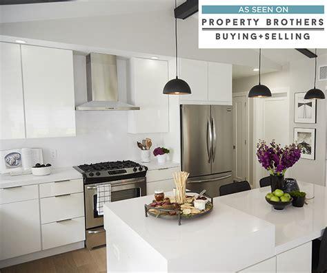 white high gloss kitchen cabinets diamond