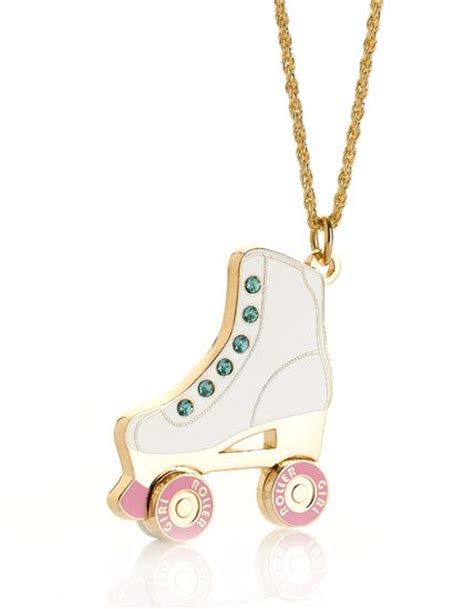 Roller Boot Pendant From Asos by Dr Who And Boots On