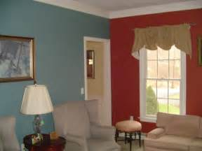 Home Interior Paint Schemes Tips For Painting Interiors With The Color Combinations