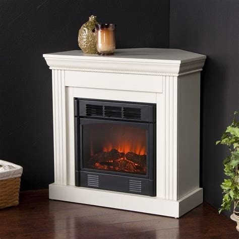 Corner Fireplace Heater by Corner Portable Heater Fireplace Home Accessories