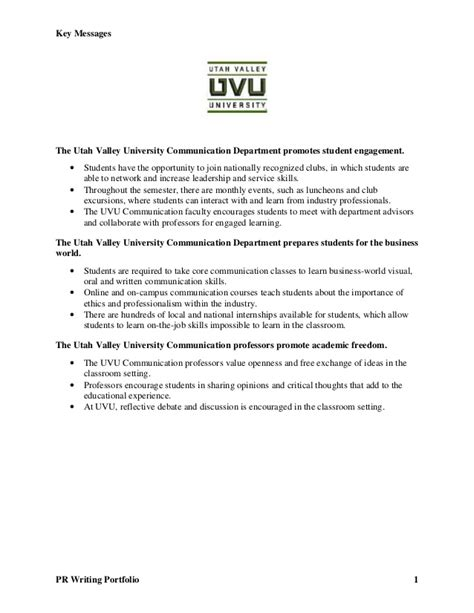 resume and written communication skills the