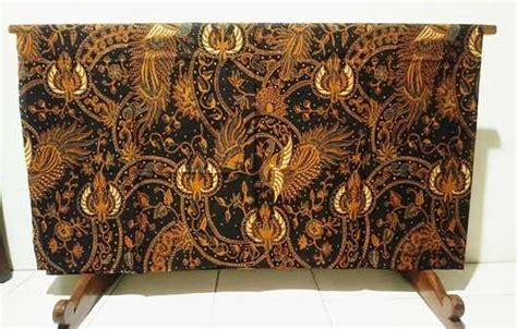 Ready Py 05 Hitam Sintetik seragam batik guru jakarta kualitas pilihan batik dlidir