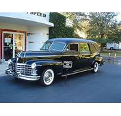 1948 Cadillac Hearse  Antique Funeral Cars Pinterest