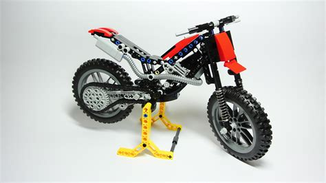 Lego Motorrad Ktm by Lego Technic Motorcycles Trial Motorcycle