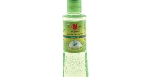 Minyak Kayu Putih Aromatherapy by Khasiat Minyak Kayu Putih Ekaliptus Aromatherapy Cap Lang