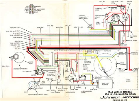 85 hp johnson outboard motor wiring diagram get free
