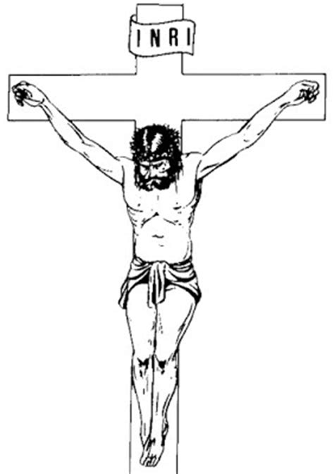 imagenes de jesus crucificado para colorear informacion dibujos imagenes fotos dibujos de jesus