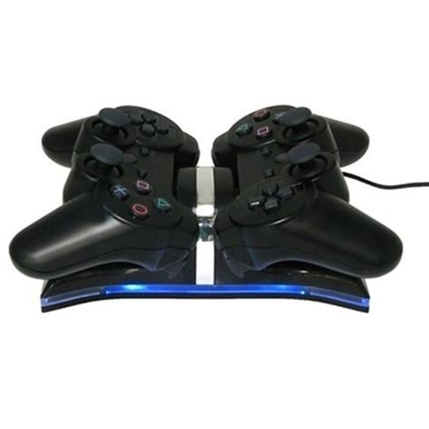 ps3 controller light codes ps3 controller charger dual usb charging station for sony