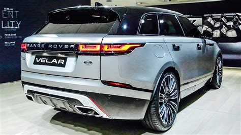 range rover velar 2018 price in pakistan specs review new