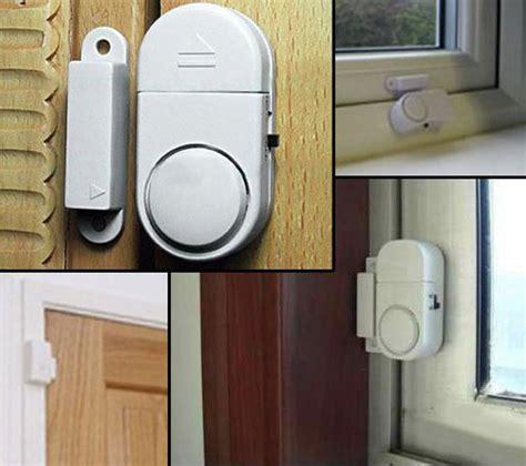 Gembok Pintu Sepeda Motor Rumah Ada Alarm Anti Maling jual beli alarm anti maling jendela pintu rumah toko