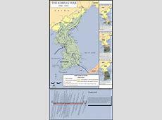 Korean War Timeline 1950 1953 7