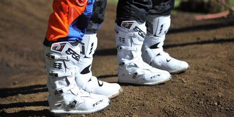 How To Break In Motocross Boots Motosport