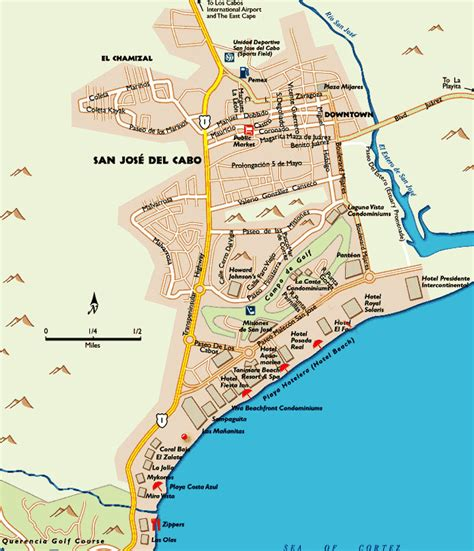 san jose mexico map cabo san lucas maps los cabos map driving directions