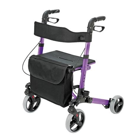 walker with seat and wheels walgreens healthsmart gateway ultra lightweight aluminum 4 wheel