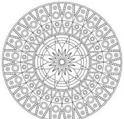 mandala coloring pages for anxiety coloriage 224 imprimer mandala en 40 mod 232 les 224 croquer