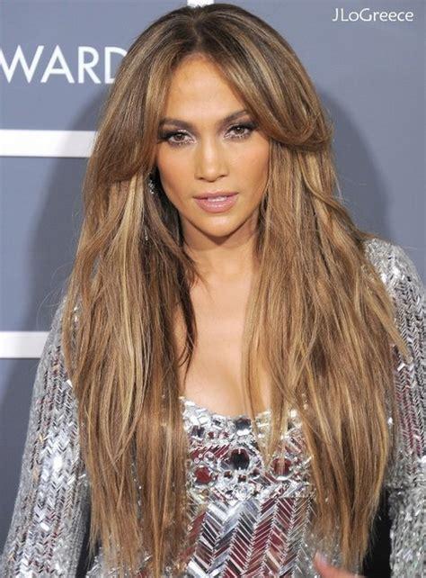 long bob hairstyles jennifer lopez spectacular celebrity long hairstyles hairstyles 2017