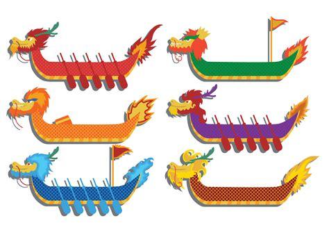 dragon boat drawing dragon boat festival vector download free vector art