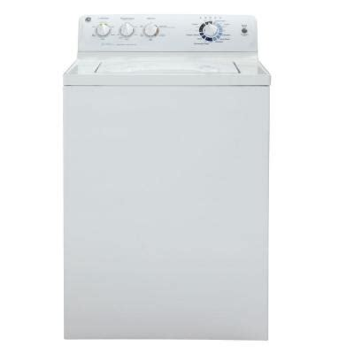 ge 3 9 doe cu ft top load washer in white ghwn4250dww