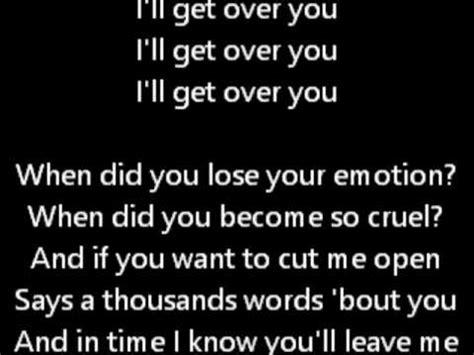Tear On Pillow Lyrics by Clean Bandit Tears Lyrics