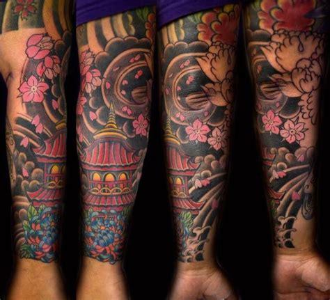 Tattoo Templo Oriental Significado   templo japon 234 s tatuagem com tatuagens tattoo