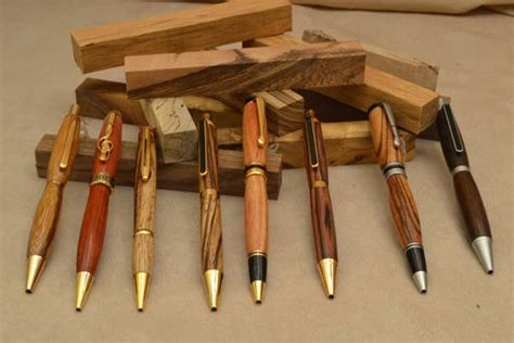 Handmade Wooden Pens For Sale - wooden made pens and more one of a wood crafts