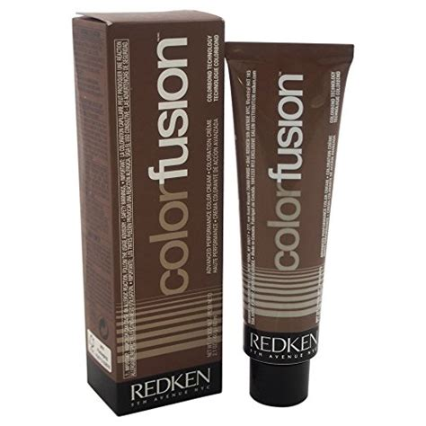 redken hair color protection products redken color redken fusion advanced performance color cream 6gb gold