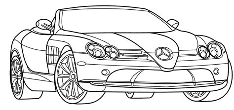coloring pictures of cars coloring cars pages bestofcoloring