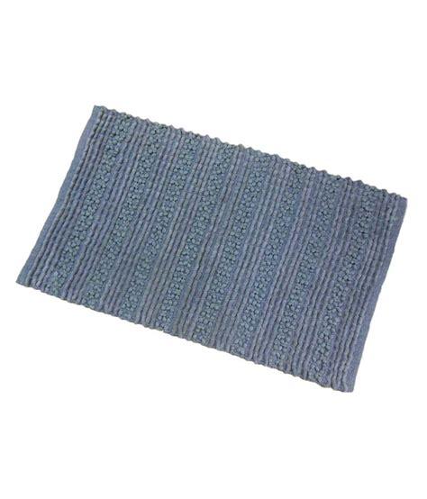 Woven Floor Mats by Sunlite Enterprises Gray Cotton Woven Floor Mat Buy