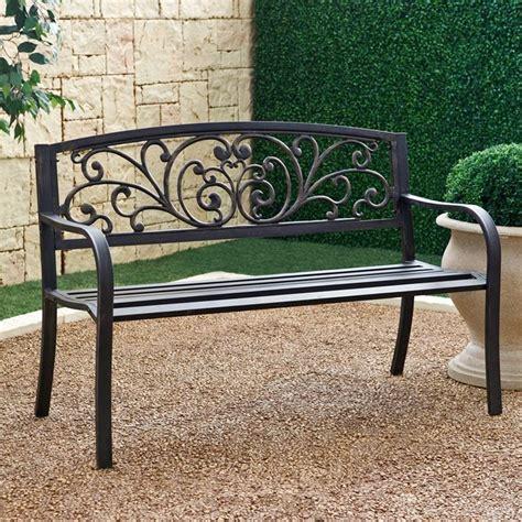 panchine da giardino in ferro panchine da giardino mobili giardino