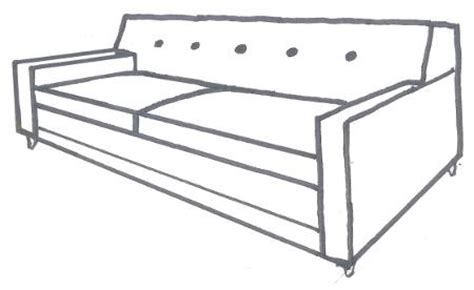 one point perspective sofa furniture upholstery pricing upholstery resource